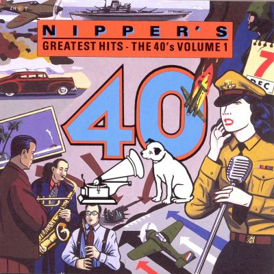 Various Nipper's Greatest Hits - The 40's Volume 2