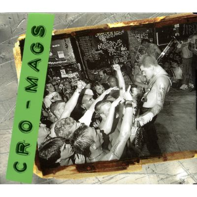 Cro-Mags - The Age Of Quarrel ( , CD) | Discogs