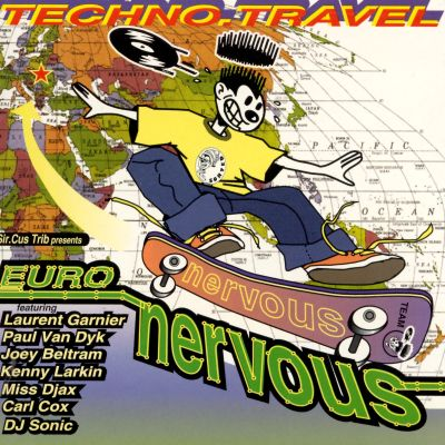 Various - Euronervous Techno Travel
