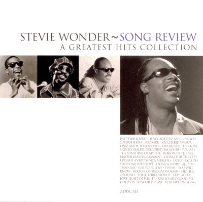 song review a greatest hits collection stevie wonder songs reviews credits allmusic. Black Bedroom Furniture Sets. Home Design Ideas