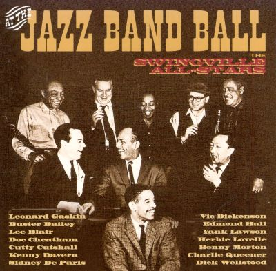 leonard gaskin - jazz band ball 2031