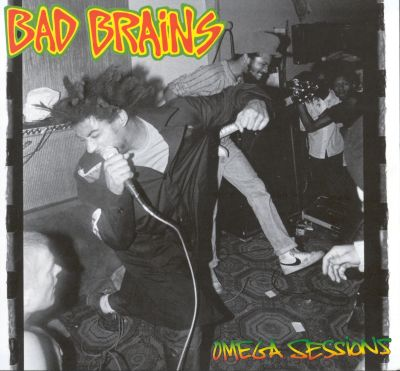 Bad Brains Skull Bad Brains