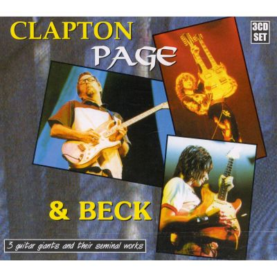 Eric Clapton/Jimmy Page/Jeff Beck