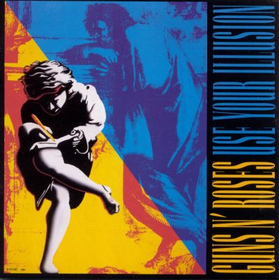 Use Your Illusion Clean Guns N Roses Release Info