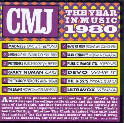 Various CMJ - The Year In Music 1979