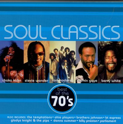 Soul classics best of the 70 s various artists songs reviews