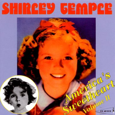 shirley temple america s sweetheart Photograph caption dated december 5, 1949 reads, chic in a trim gray wool suit  and a royal blue hat, shirley temple, america's little sweetheart, faces a.