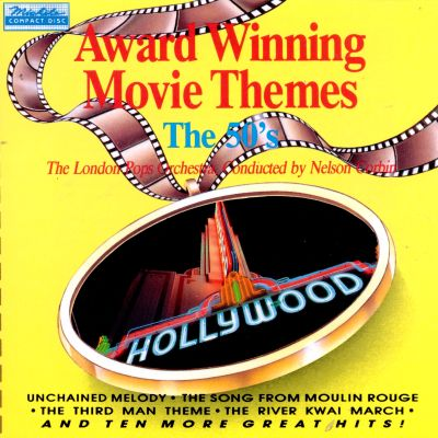 award winning movie themes the 50s london pops