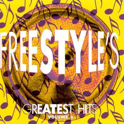 freestyle 39 s greatest hits vol 3 spg various artists. Black Bedroom Furniture Sets. Home Design Ideas