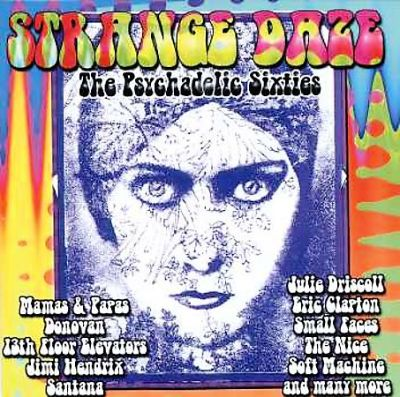 Various - Strange Daze - The Psychadelic Sixties
