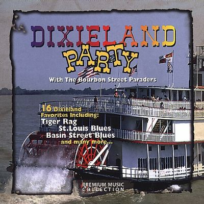 Dixieland Party - Various Artists | Songs, Reviews ...