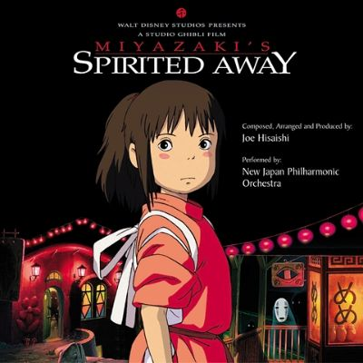 miyazakis spirited away film score joe hisaishi