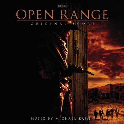 open range original motion picture soundtrack michael. Black Bedroom Furniture Sets. Home Design Ideas