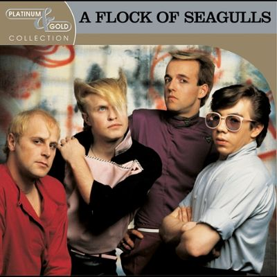 platinum amp gold collection a flock of seagulls songs