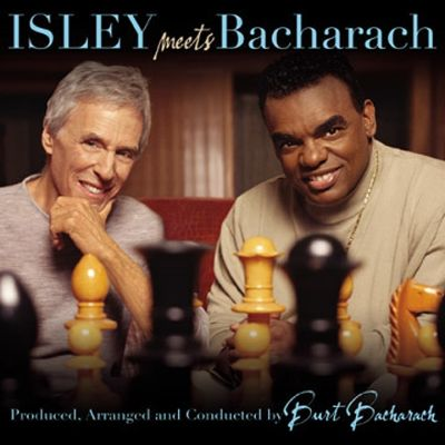 Isley meets Bacharach album cover