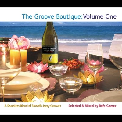 The Groove Boutique, Vol. 1: A Seamless Blend of Smooth Jazzy Grooves