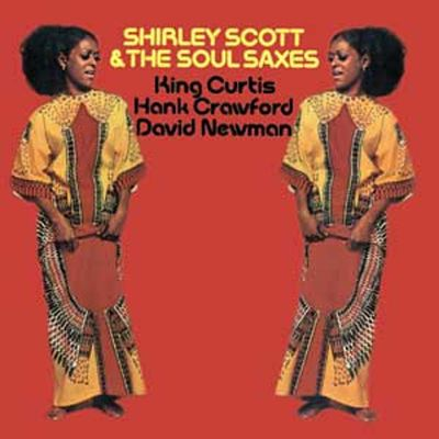 Shirley Scott - Lean On Me
