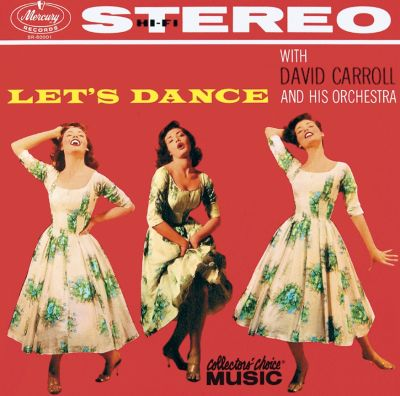 David Carroll & His Orchestra* David Carroll And His Orchestra - Percussion Parisienne