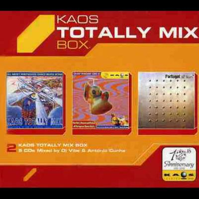 Various - Kaos Totally Mix 3 - Portugal All Stars