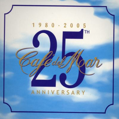 Cafe Del Mar Th Anniversary Cd