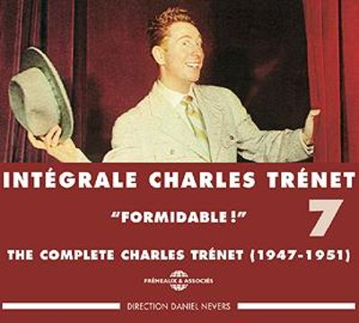 The Complete Charles Trenet, Vol. 7: Formidable