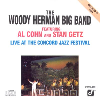 Live at Concord Jazz Festival (1981)