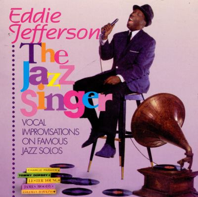 Image result for eddie jefferson the jazz singer