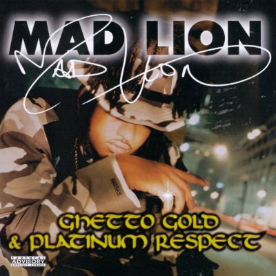 Ghetto Gold Platinum Respect