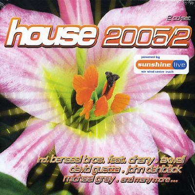 House 2005 2 various artists songs reviews credits for House music 2005