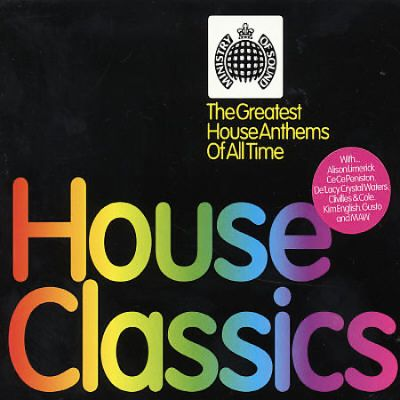 House classics the greatest house anthems of all time for Top house tracks of all time