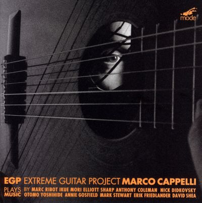 Marco Cappelli - Extreme Guitar Project