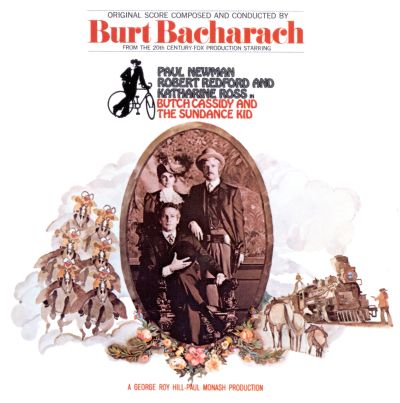 Burt Bacharach Butch Cassidy And The Sundance Kid Songs