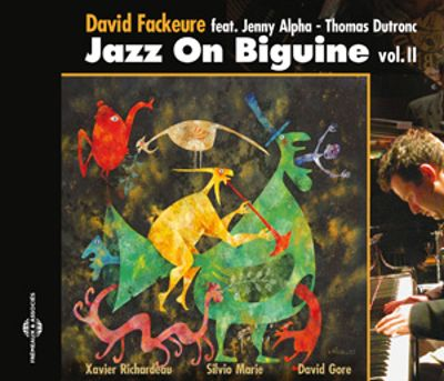 Jazz on Biguine, Vol. 2