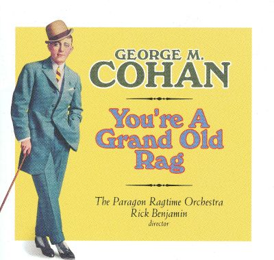 You'Re A Grand Old Flag Cohan 45