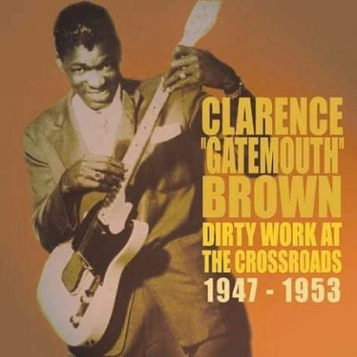 Image result for clarence gatemouth brown albums