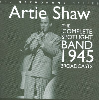 artie shaw orchestra night stand release