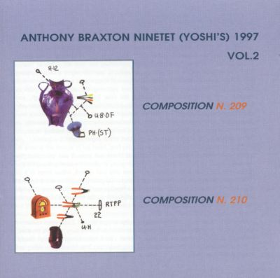 Anthony Braxton Ninetet - Live At Yoshi's 1997, Vol. 2