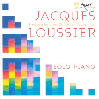 Jacques Loussier - Solo Piano - Impressions On Chopin's Nocturnes