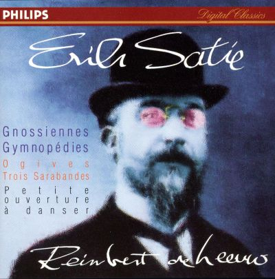 a biography of the composer erik satie and an analysis of his gymnopedie 1 On the centenary of erik satie's vexations  in a passionate but difficult affair with  the painter suzanne valadon - the only documented love affair of his life.