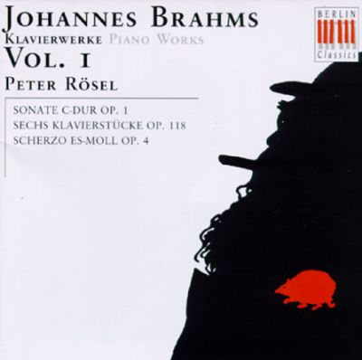 Johannes Brahms Biography And Works Johannes Brahms Piano Works