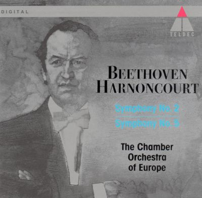 Beethoven symphonies nos 2 5 chamber orchestra of for Chamber orchestra of europe