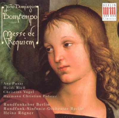 Messe de Requiem, for soloists, chorus & orchestra, Op. 23