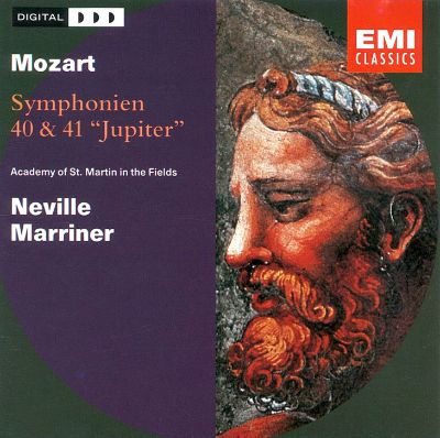 "Symphony No. 41 in C major (""Jupiter""), K. 551"