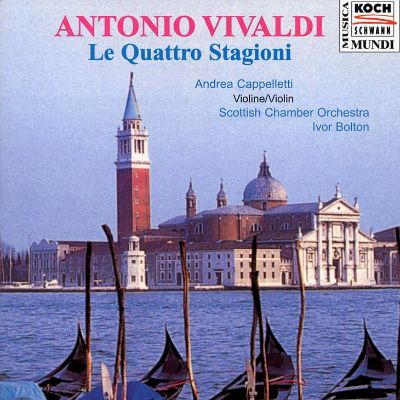 antonio valvaldi the four seasons review Antonio vivaldi - the four seasons review: this is the greatest piece of classical music ever vivaldi's the four seasons truly stands the test of time it's also the best album of 1725.