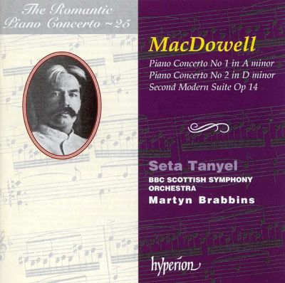 Edward MacDowell Second Indian Suite Op. 48
