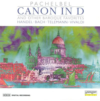 Pachelbel Canon in D and Other  Pachelbel Canon Album