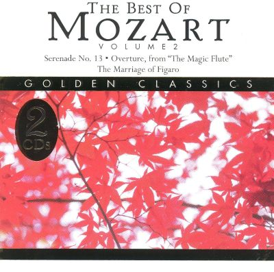 The best of mozart vol 2 various artists songs reviews credits