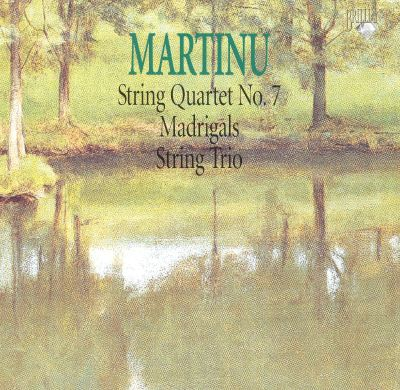 Martinu Madrigals Program Notes