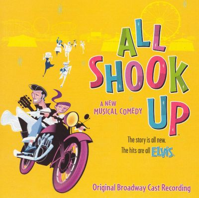 All Shook UpCast - Broadway musical