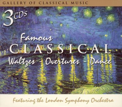 Famous classical waltzes overtures dance songs for Classic dance tracks
